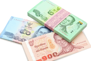 Picture of Thailand Bank Notes
