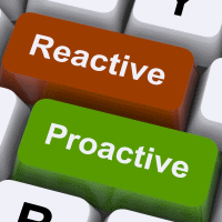 Reactive Proactive Keys