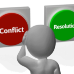 Conflict Resolution Buttons